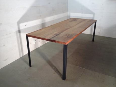 nussbaum tisch massiv finest antiker nussbaum tisch. Black Bedroom Furniture Sets. Home Design Ideas